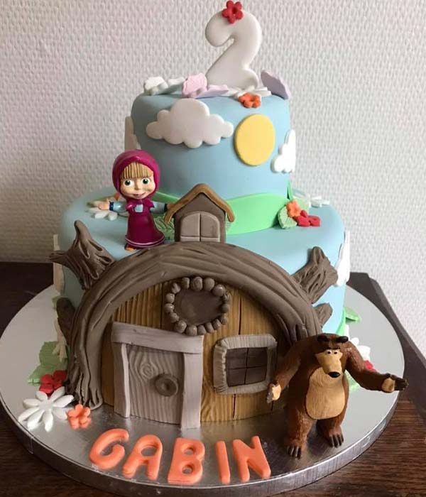 gâteau personnalisé à Strasbourg